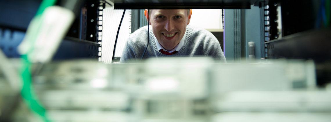 Server Virtualisation Services